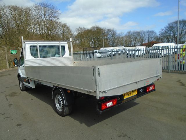 2016 Ford Transit 350 L4 DROP SIDE 125PS EURO 5 (FH65DYC) Image 5