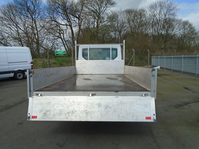 2016 Ford Transit 350 L4 DROP SIDE 125PS EURO 5 (FH65DYC) Image 7