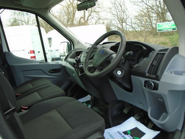2016 Ford Transit 350 L4 DROP SIDE 125PS EURO 5 (FH65DYC) Image 18