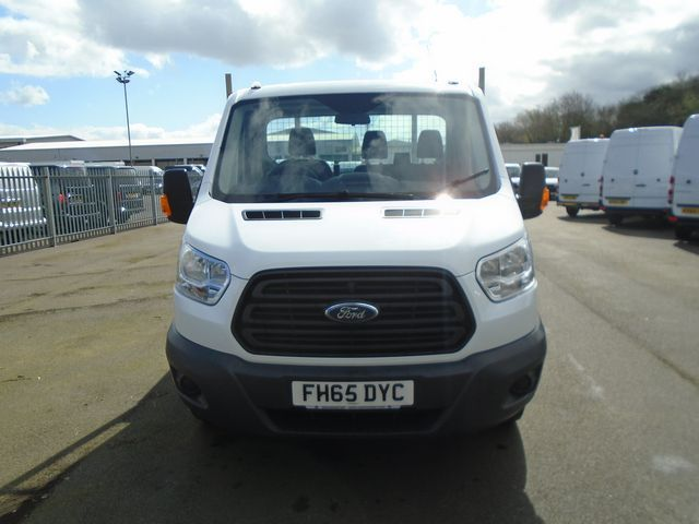 2016 Ford Transit 350 L4 DROP SIDE 125PS EURO 5 (FH65DYC) Image 3