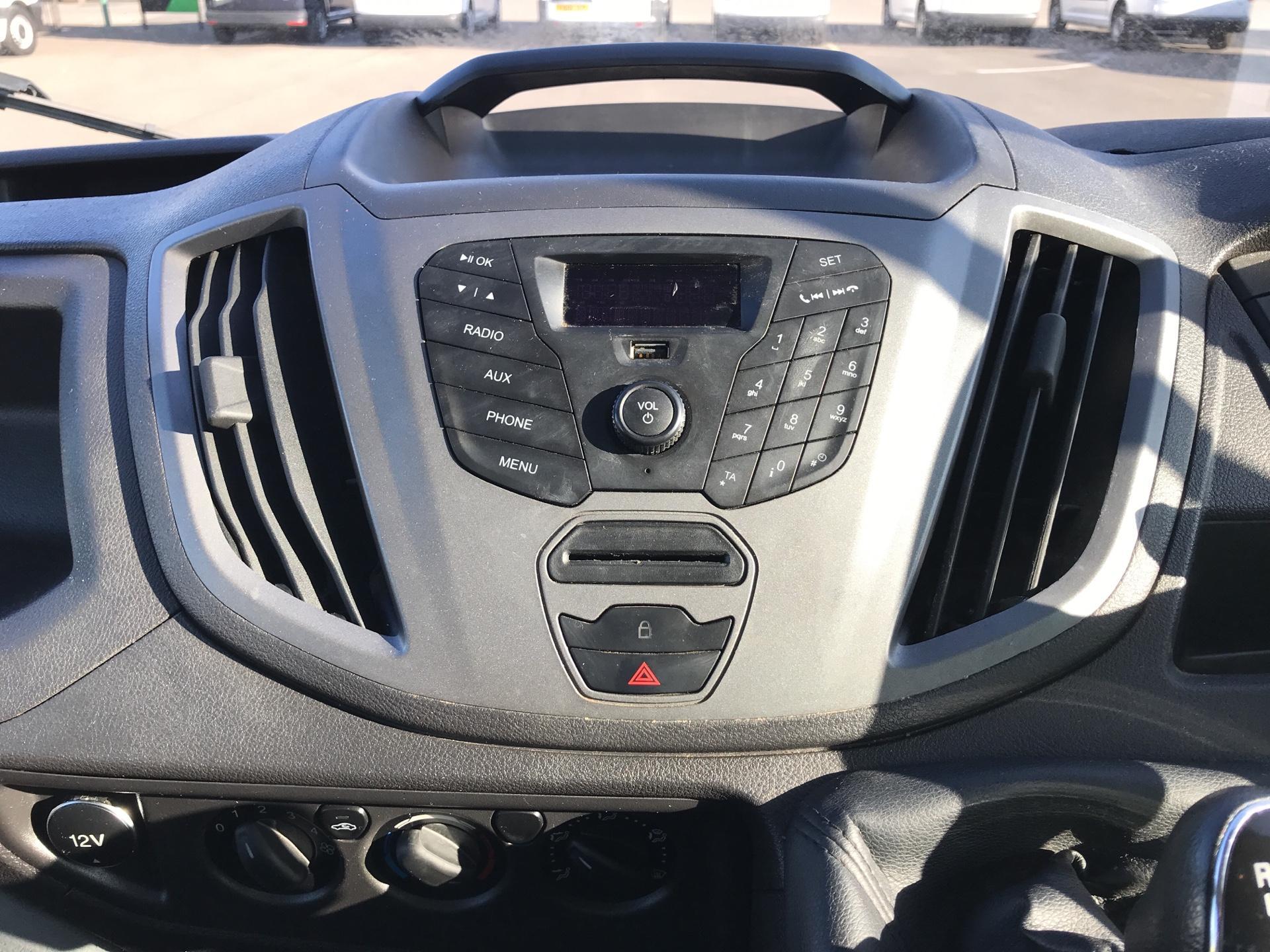 2016 Ford Transit 2.2 Tdci 125Ps LWB Dropside Van Euro 5 (FH65DYJ) Image 10