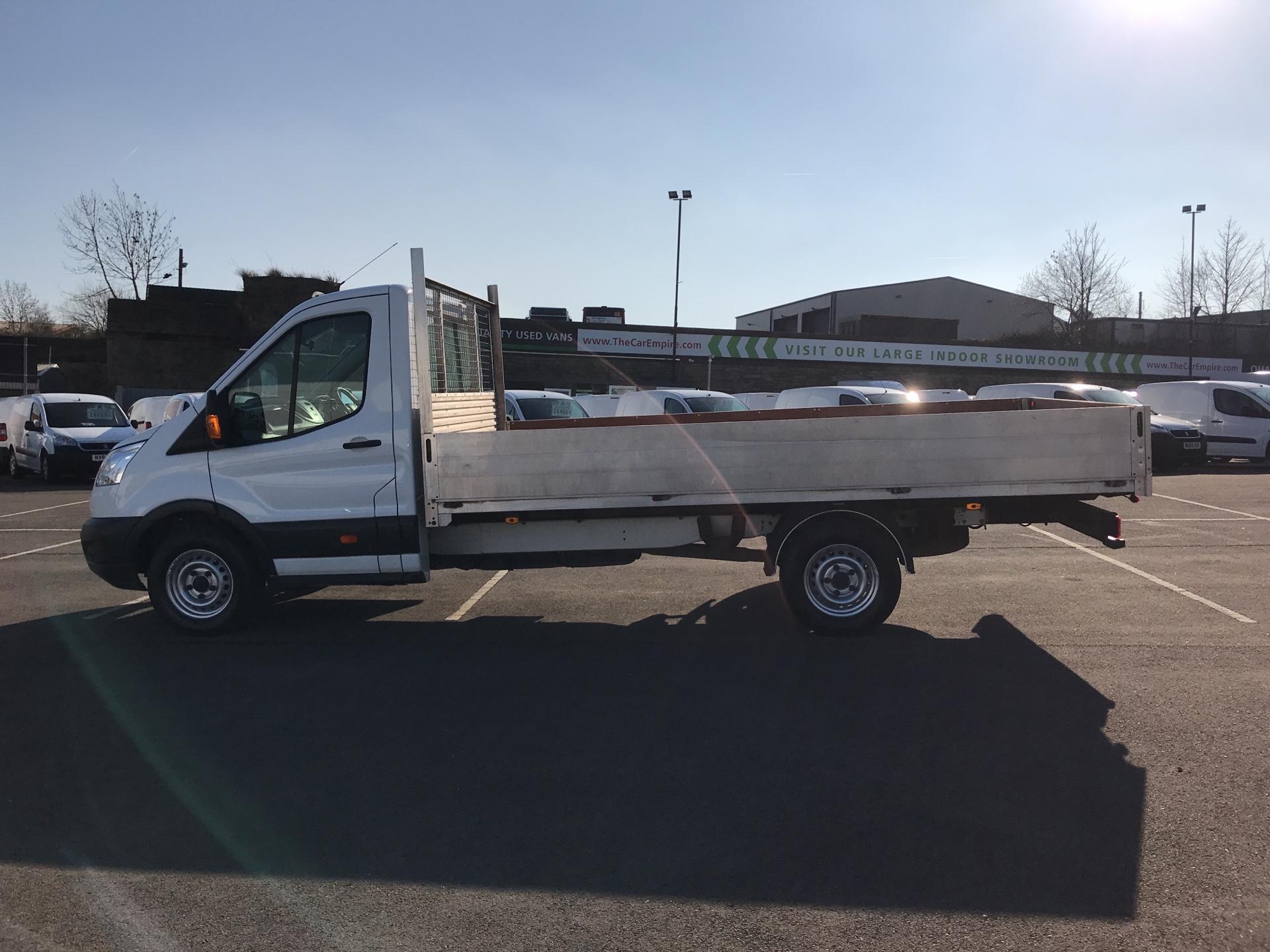 2016 Ford Transit 2.2 Tdci 125Ps LWB Dropside Van Euro 5 (FH65DYJ) Image 6