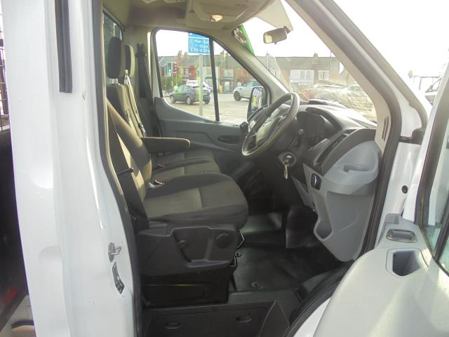 2016 Ford Transit  350 L2 SINGLE CAB TIPPER 125PS EURO 5  (FH65DYM) Image 10
