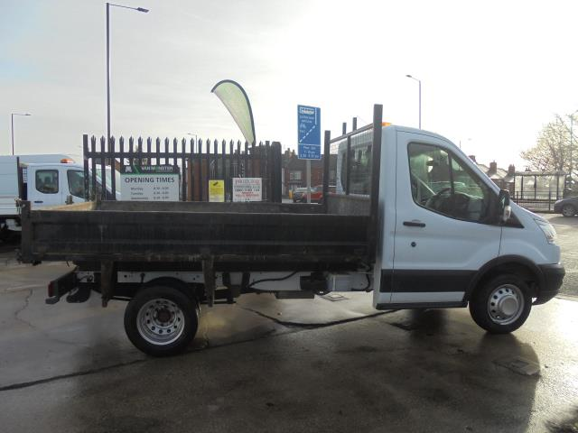 2016 Ford Transit  350 L2 SINGLE CAB TIPPER 125PS EURO 5  (FH65DYM) Image 3