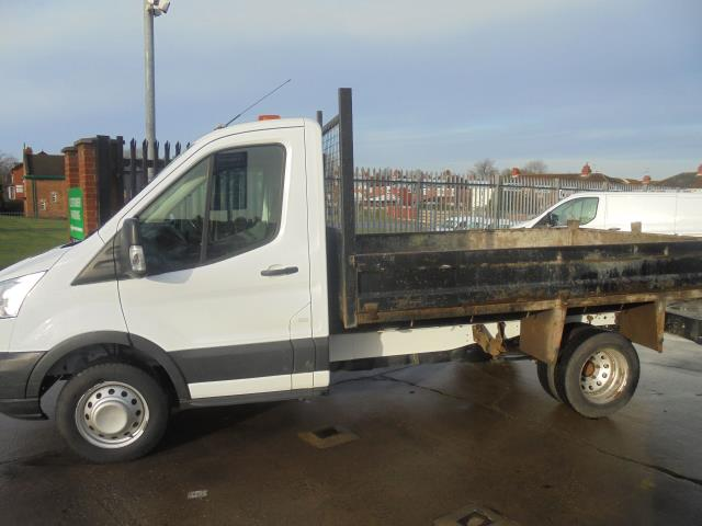 2016 Ford Transit  350 L2 SINGLE CAB TIPPER 125PS EURO 5  (FH65DYM) Image 5