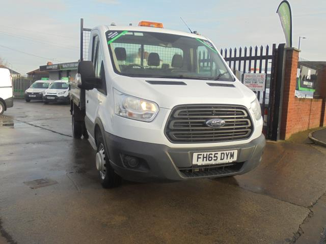 2016 Ford Transit  350 L2 SINGLE CAB TIPPER 125PS EURO 5  (FH65DYM)