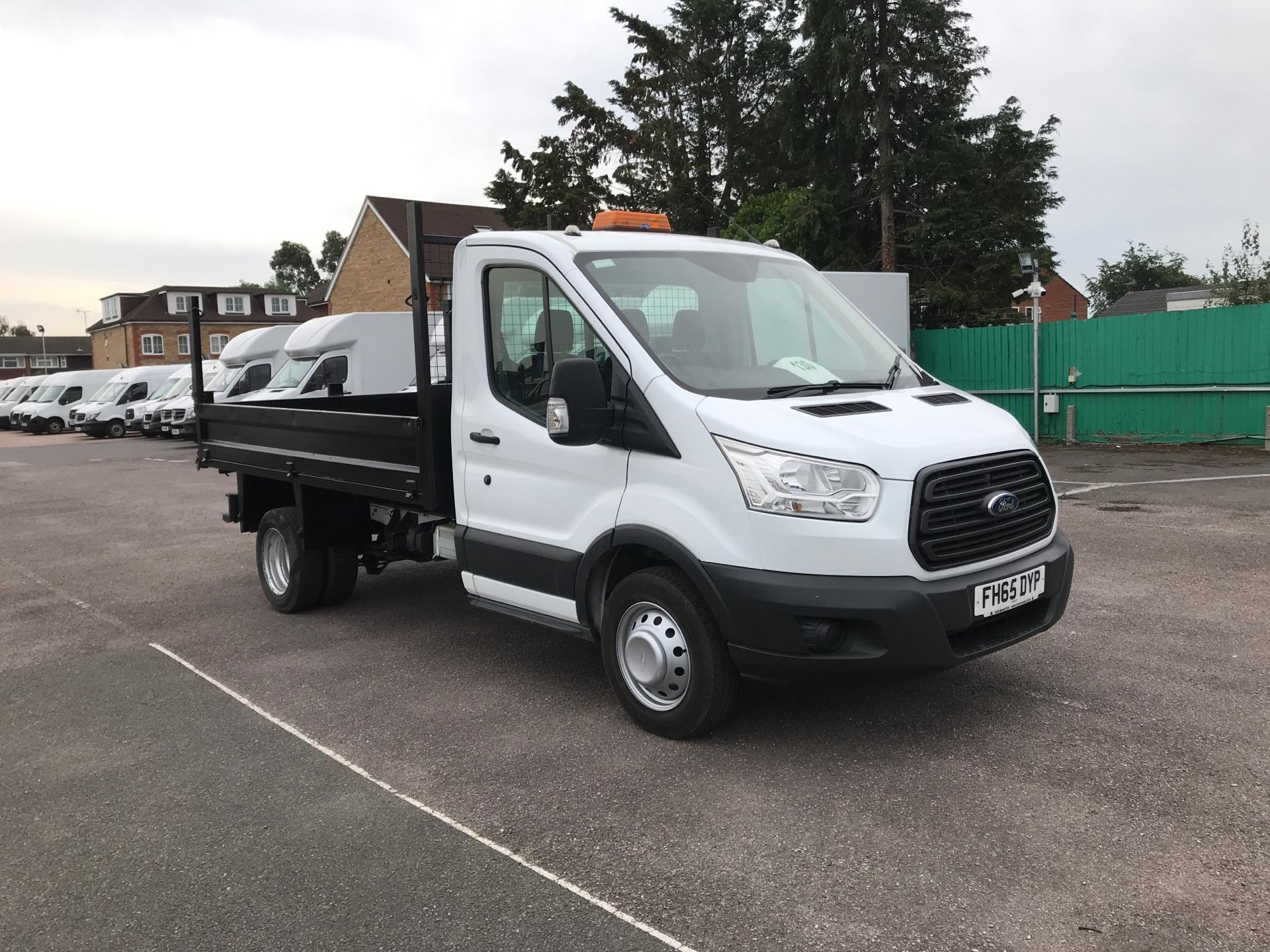 2016 Ford Transit  T350 L2 S/CAB TIPPER 125PS EURO 5 (FH65DYP)
