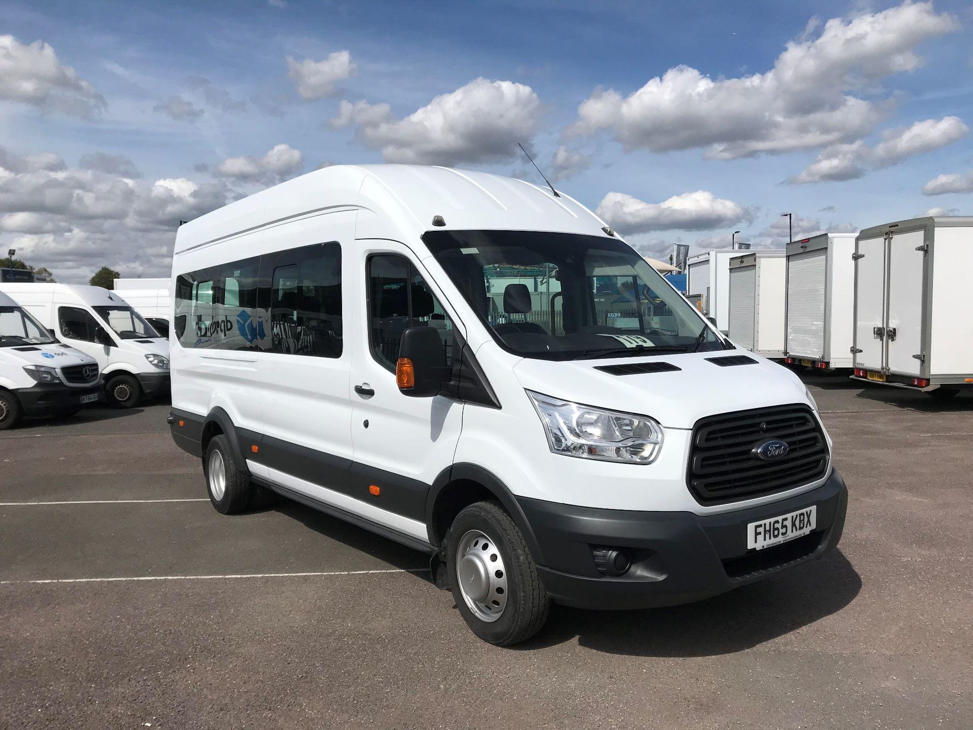 2016 Ford Transit   T460 L4H3 H/R MINIBUS 125PS EURO 6 (FH65KBX)