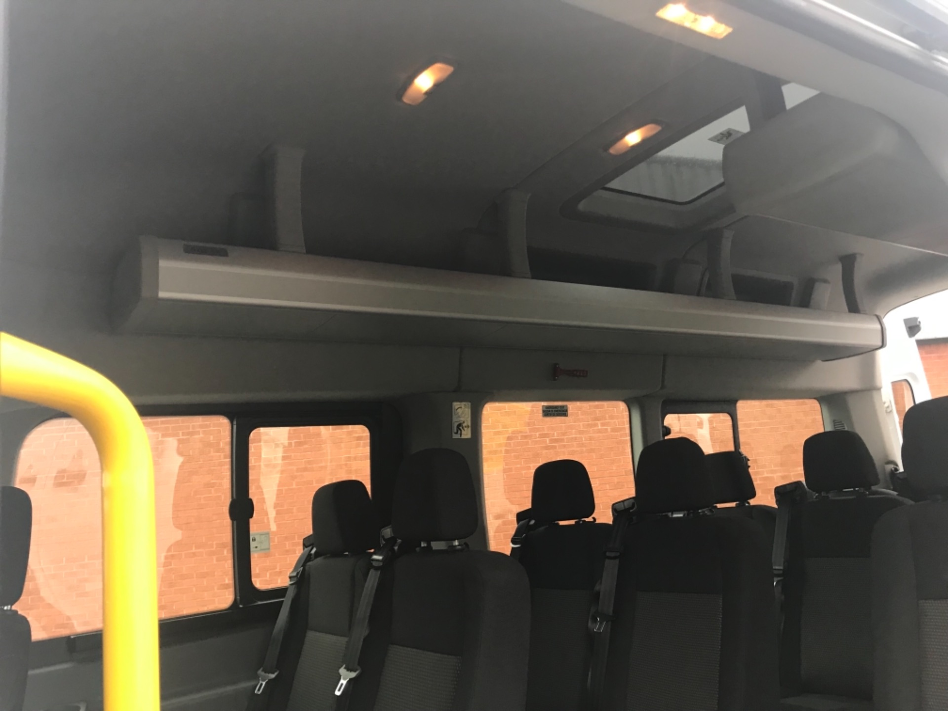 2016 Ford Transit T460 L4 H3 HIGH ROOF MINIBUS 125PS EURO 6 (FH65KCV) Thumbnail 25