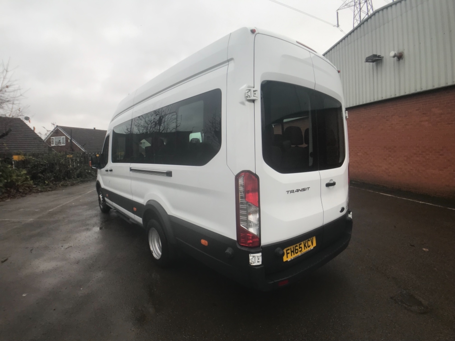 2016 Ford Transit T460 L4 H3 HIGH ROOF MINIBUS 125PS EURO 6 (FH65KCV) Thumbnail 7