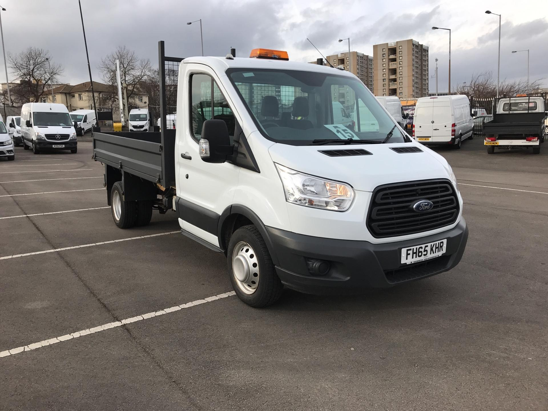 2016 Ford Transit 2.2 Tdci 125Ps SINGLE CAB TIPPER EURO 5 (FH65KHR)