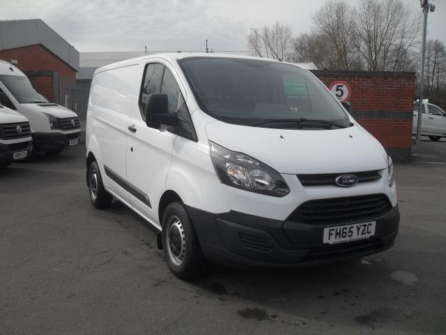 2016 Ford Transit Custom 2.2 Tdci 100Ps Low Roof Van (FH65YZC)