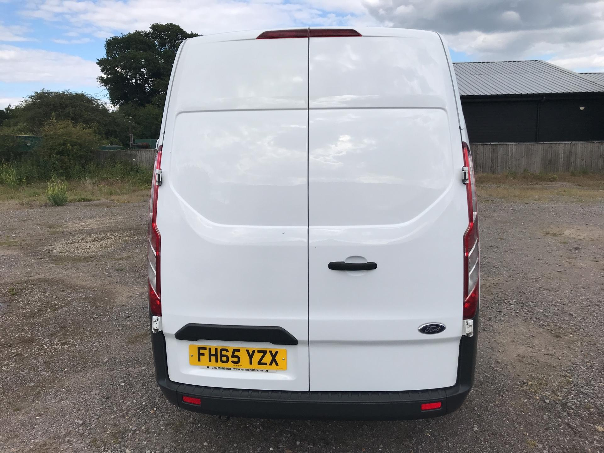 2015 Ford Transit Custom 290 L2 DIESEL FWD 2.2 TDCI 100PS HIGH ROOF VAN EURO 5 (FH65YZX) Image 5