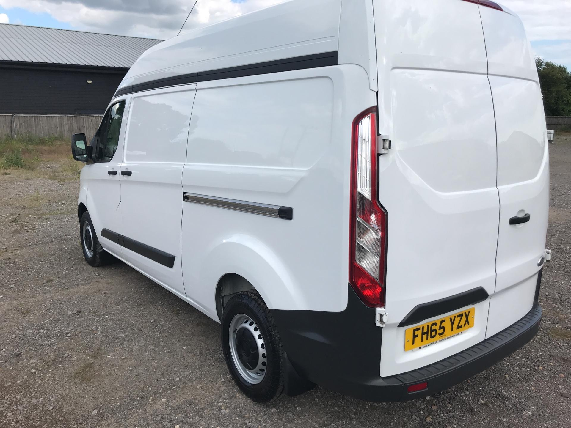 2015 Ford Transit Custom 290 L2 DIESEL FWD 2.2 TDCI 100PS HIGH ROOF VAN EURO 5 (FH65YZX) Image 6