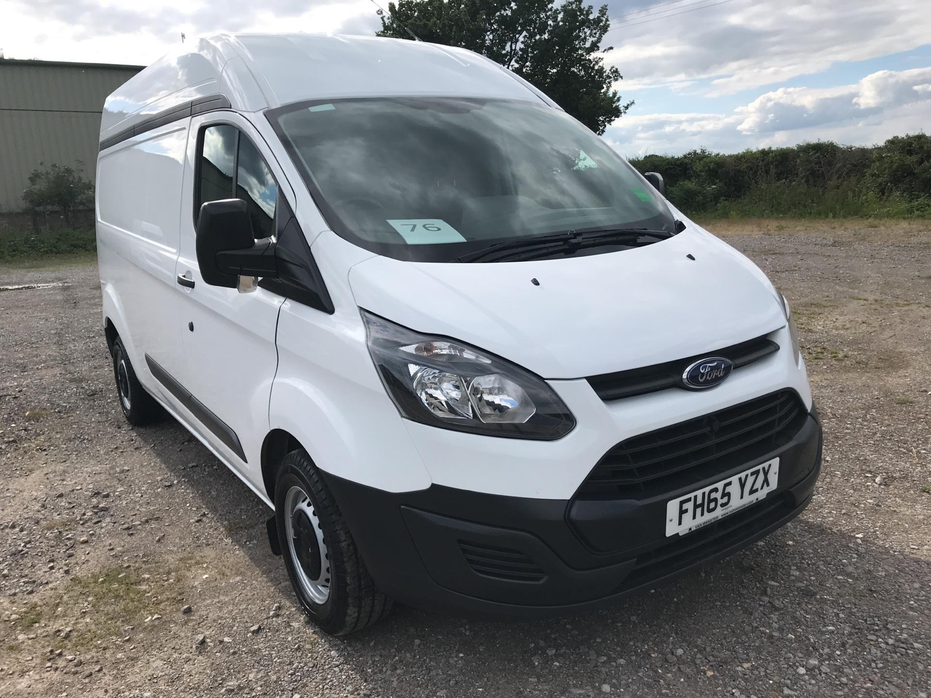 2015 Ford Transit Custom 290 L2 DIESEL FWD 2.2 TDCI 100PS HIGH ROOF VAN EURO 5 (FH65YZX)