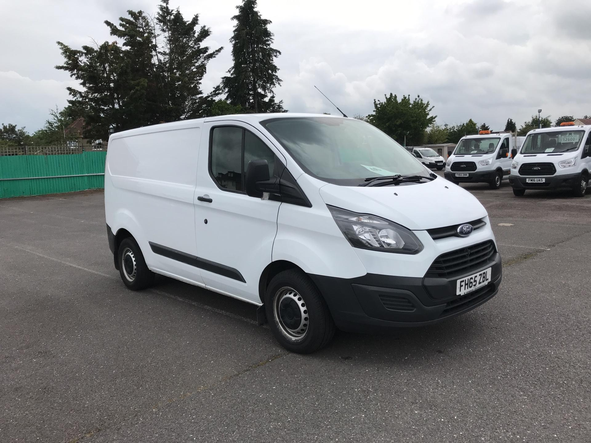 2016 Ford Transit Custom  290 L1 FWD 2.2 TDCI 100PS L/ROOF EURO 5 (FH65ZBL)