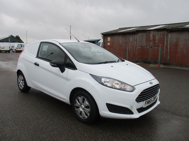 2016 Ford Fiesta DIESEL 1.5 TDCI ECONETIC EURO 6 (FH65ZBY)