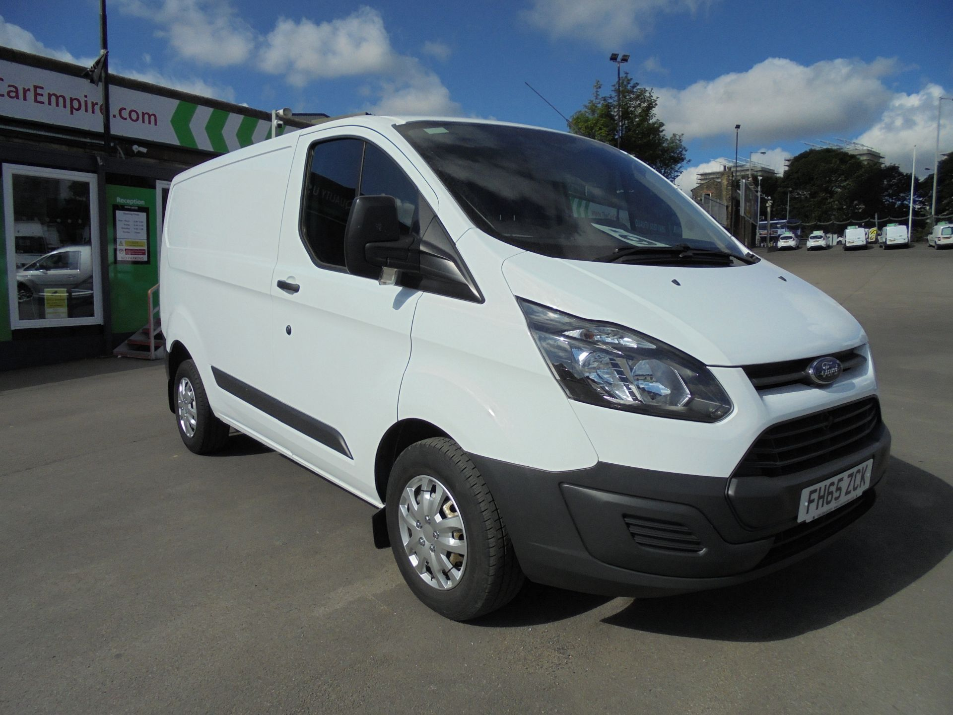 2015 Ford Transit Custom 2.2 Tdci 100Ps Low Roof Van (FH65ZCK)