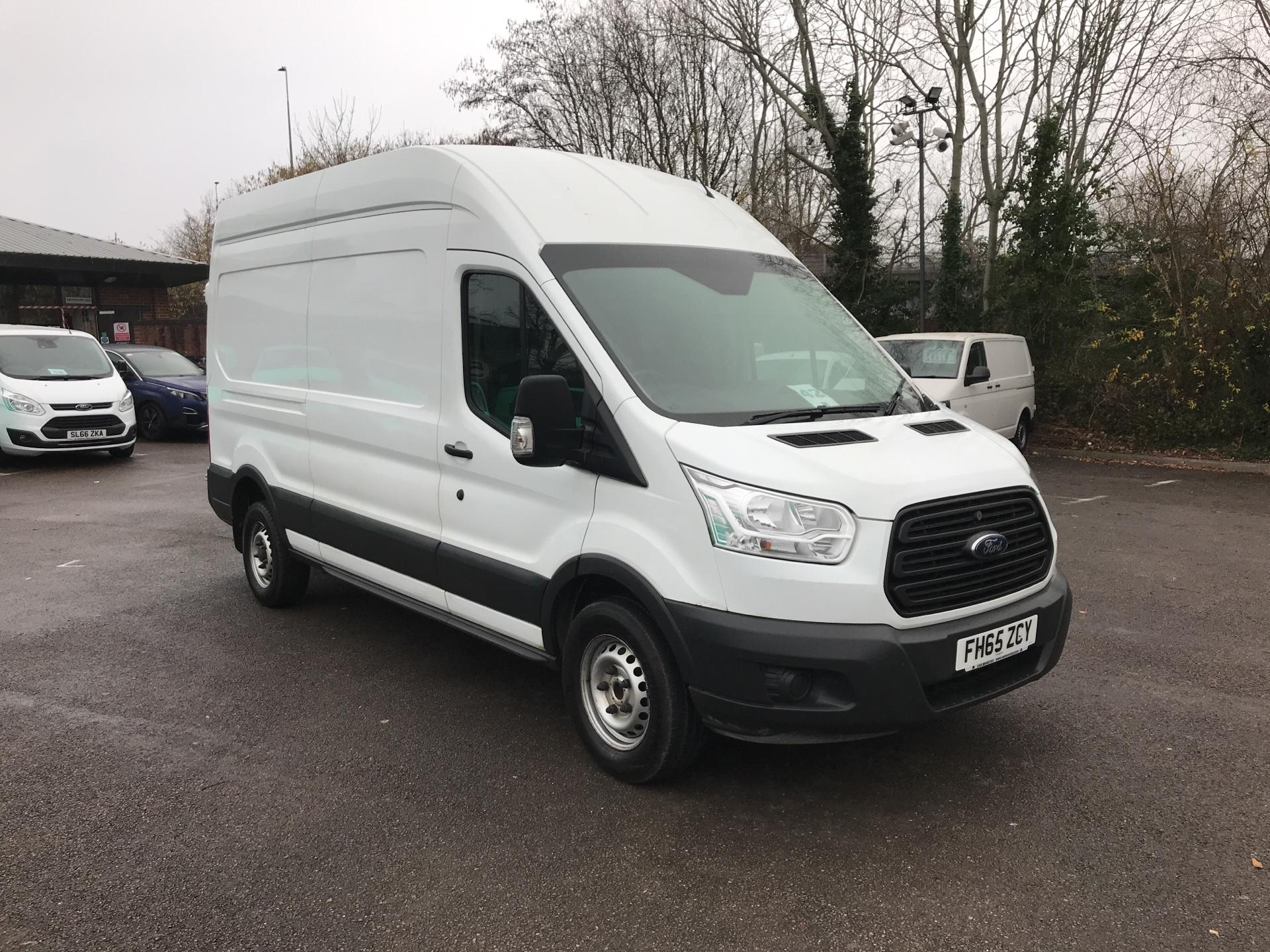 2015 Ford Transit  350 L3 H3 VAN 125PS EURO 5 2.2 Tdci Van  *VALUE RANGE VEHICLE CONDITION REFLECTED IN PRICE* (FH65ZCY)