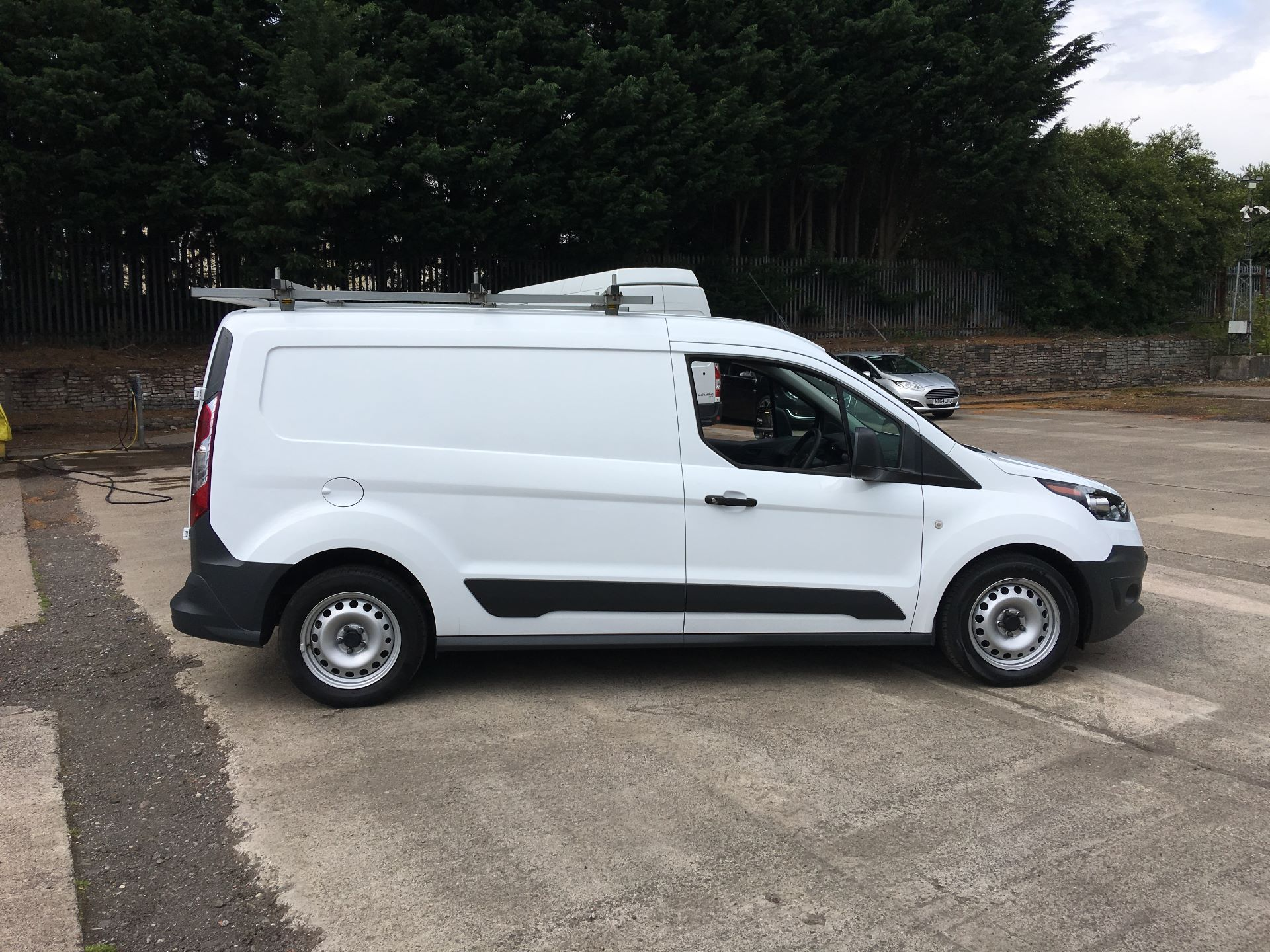 2018 Ford Transit Connect 210 L2 DIESEL FWD 1.5 TDCI 100PS EURO 5 (FH67KDV) Image 8