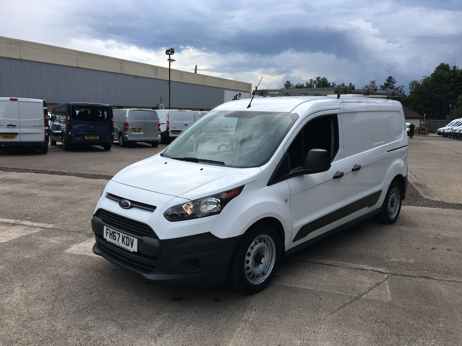 2018 Ford Transit Connect 210 L2 DIESEL FWD 1.5 TDCI 100PS EURO 5 (FH67KDV) Image 14