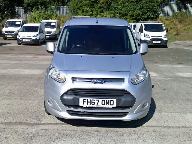 2017 Ford Transit Connect 200 1.5 Tdci 120Ps Limited Van (FH67OMD) Image 19