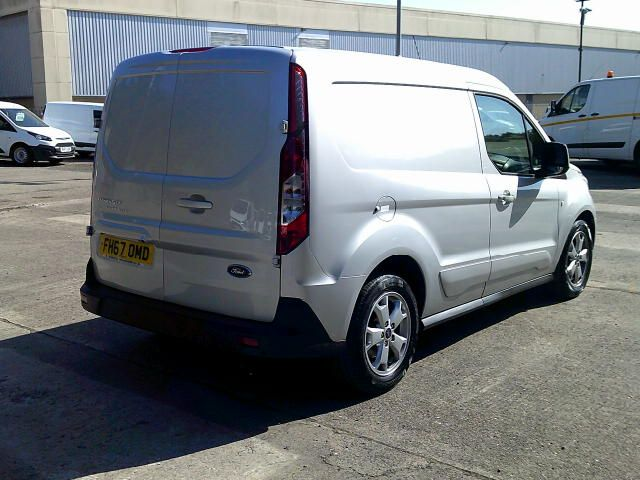 2017 Ford Transit Connect 200 1.5 Tdci 120Ps Limited Van (FH67OMD) Image 13