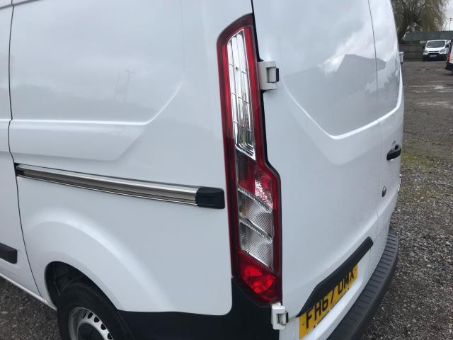 2018 Ford Transit Custom 2.0 Tdci 105Ps Low Roof Van Euro 6 (FH67OMX) Image 16