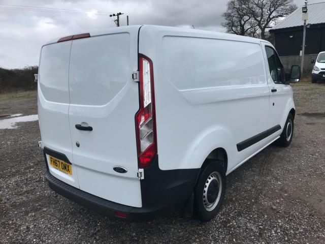 2018 Ford Transit Custom 2.0 Tdci 105Ps Low Roof Van Euro 6 (FH67OMX) Image 6