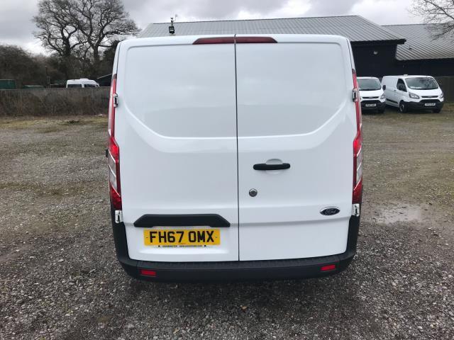 2018 Ford Transit Custom 2.0 Tdci 105Ps Low Roof Van Euro 6 (FH67OMX) Image 5