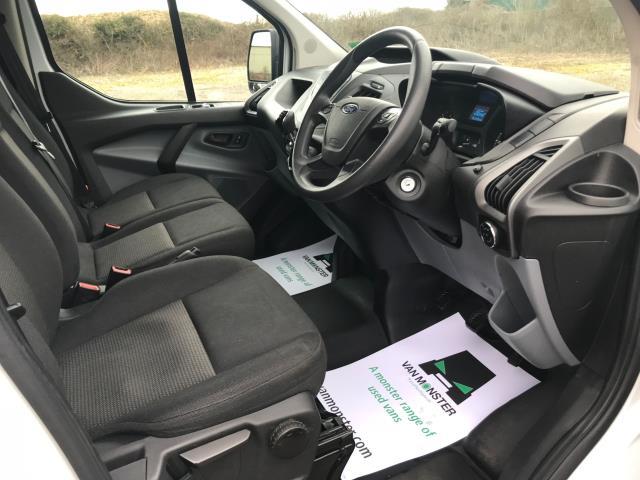 2018 Ford Transit Custom 2.0 Tdci 105Ps Low Roof Van Euro 6 (FH67OMX) Image 23