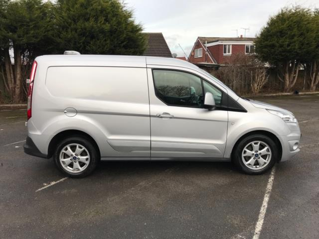 2017 Ford Transit Connect 1.5 Tdci 120Ps Limited Van (FH67ONS) Image 8