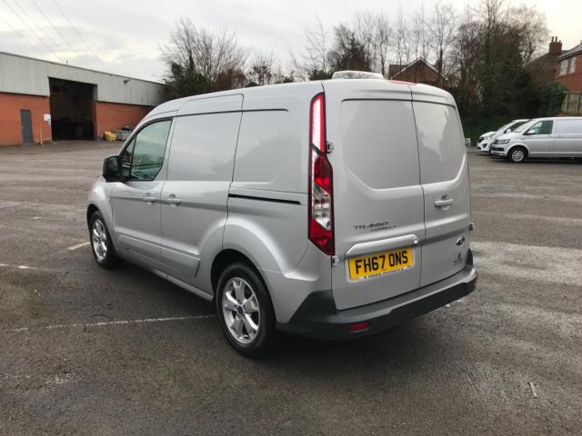 2017 Ford Transit Connect 1.5 Tdci 120Ps Limited Van (FH67ONS) Image 5