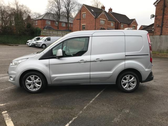 2017 Ford Transit Connect 1.5 Tdci 120Ps Limited Van (FH67ONS) Image 4