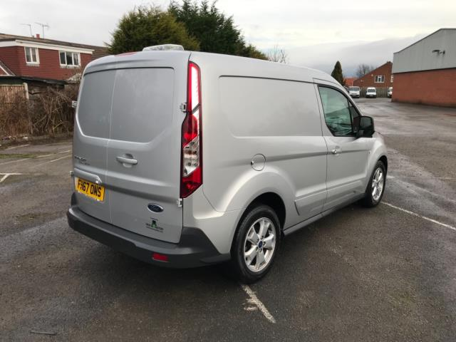 2017 Ford Transit Connect 1.5 Tdci 120Ps Limited Van (FH67ONS) Image 7