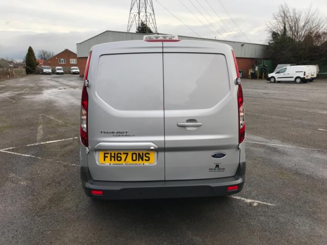 2017 Ford Transit Connect 1.5 Tdci 120Ps Limited Van (FH67ONS) Image 6