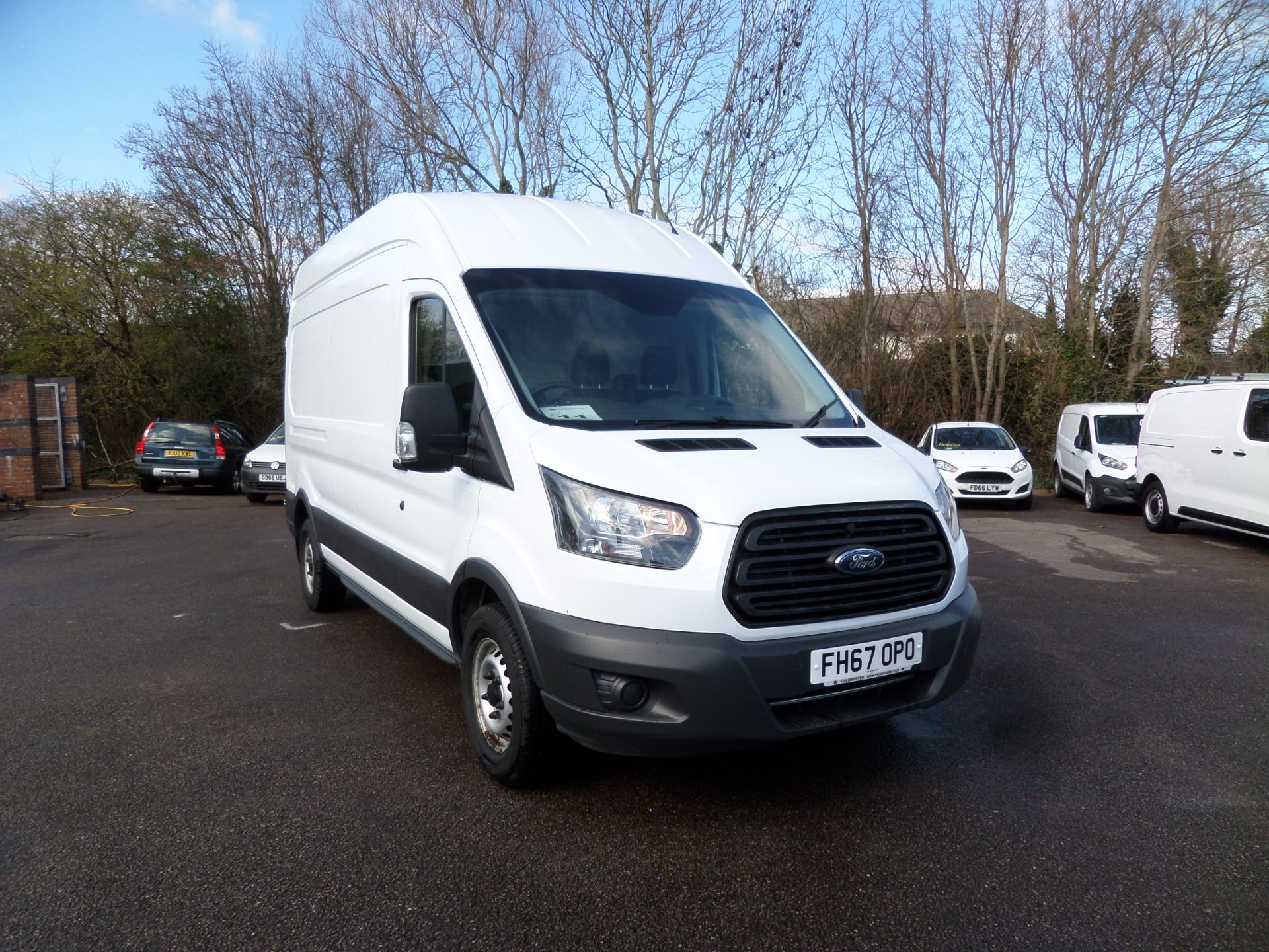 2018 Ford Transit 2.0 Tdci 130Ps H3 Van Euro 6 (FH67OPO)