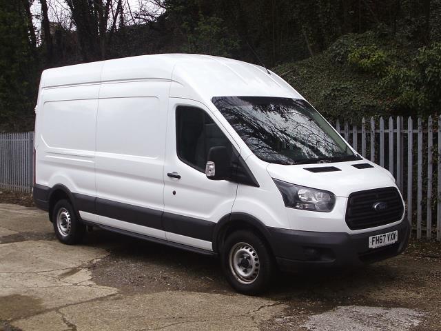 2018 Ford Transit L3 H3 VAN 130PS EURO 6 (FH67VXW)