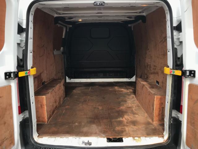 2018 Ford Transit Custom  290 L1 DIESEL FWD 2.0 TDCI 105PS LOW ROOF VAN EURO 6 (FH67WAJ) Image 12