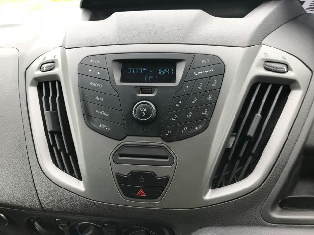 2018 Ford Transit Custom  290 L1 DIESEL FWD 2.0 TDCI 105PS LOW ROOF VAN EURO 6 (FH67WAJ) Image 28