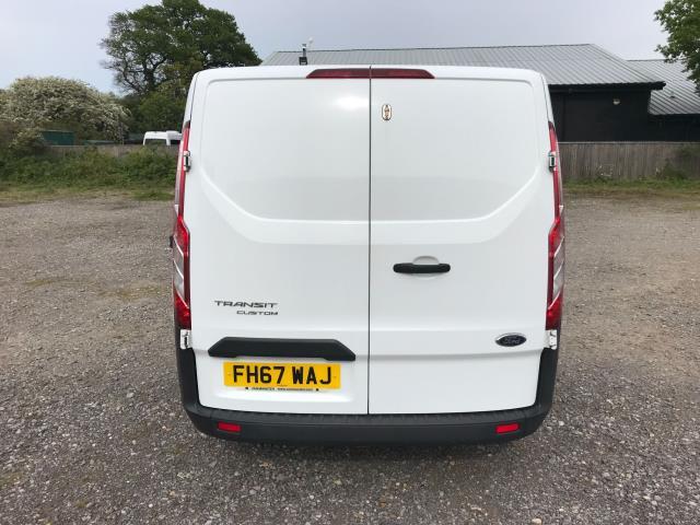 2018 Ford Transit Custom  290 L1 DIESEL FWD 2.0 TDCI 105PS LOW ROOF VAN EURO 6 (FH67WAJ) Image 5