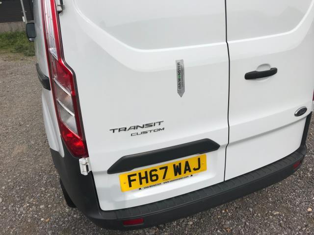 2018 Ford Transit Custom  290 L1 DIESEL FWD 2.0 TDCI 105PS LOW ROOF VAN EURO 6 (FH67WAJ) Image 46
