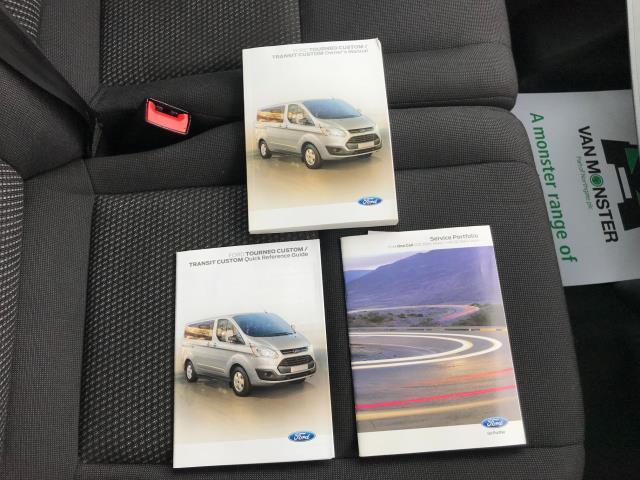 2018 Ford Transit Custom  290 L1 DIESEL FWD 2.0 TDCI 105PS LOW ROOF VAN EURO 6 (FH67WAJ) Image 36