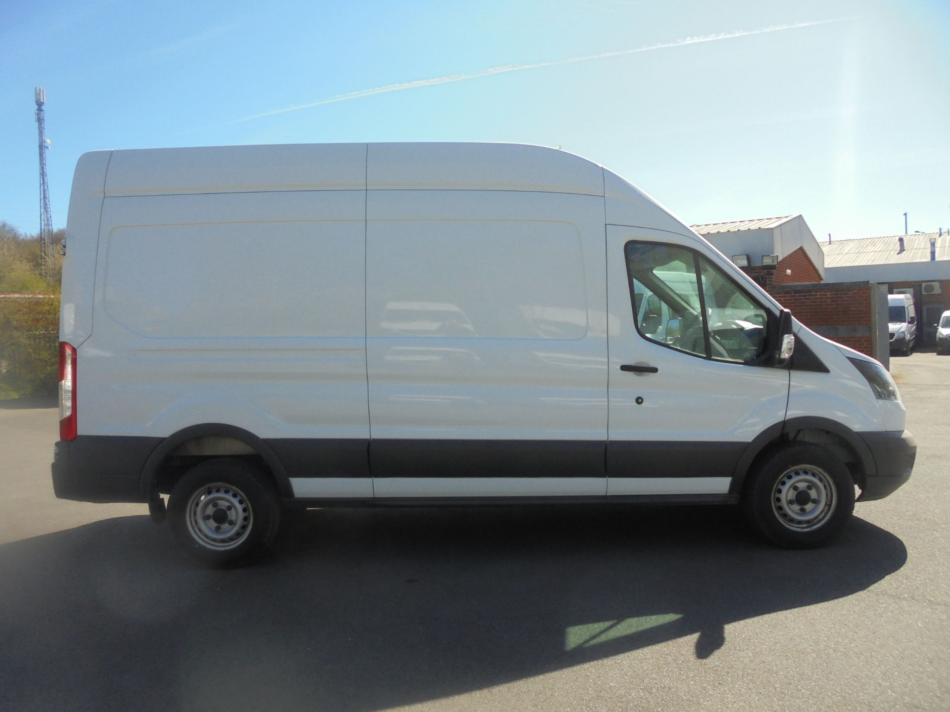 2018 Ford Transit 2.0 Tdci 130Ps H3 Van (FH67WAU) Image 11