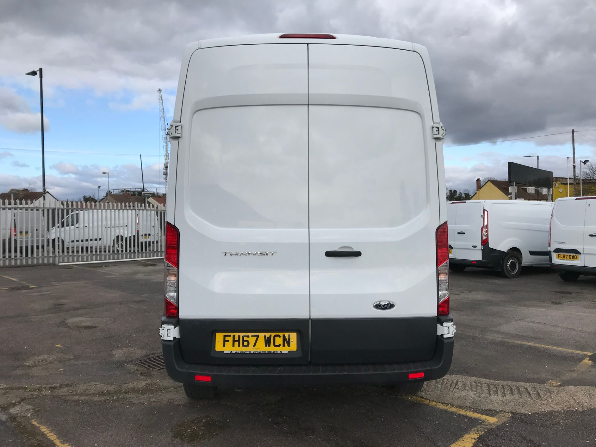 2018 Ford Transit 2.0 Tdci 130Ps H3 Van (FH67WCN) Image 6