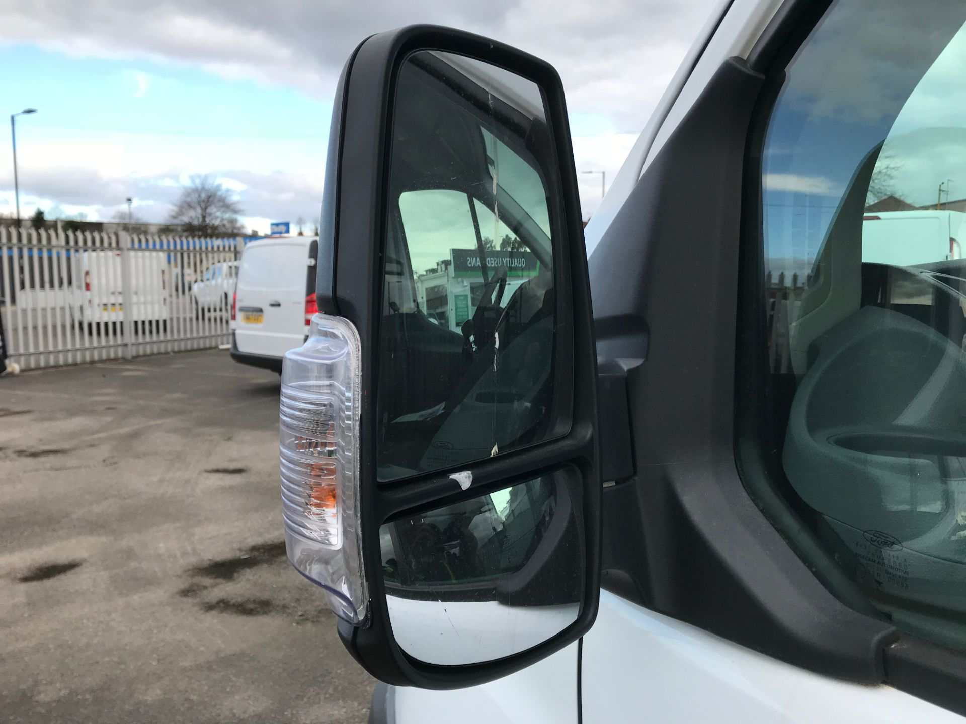 2018 Ford Transit 2.0 Tdci 130Ps H3 Van (FH67WCN) Image 13