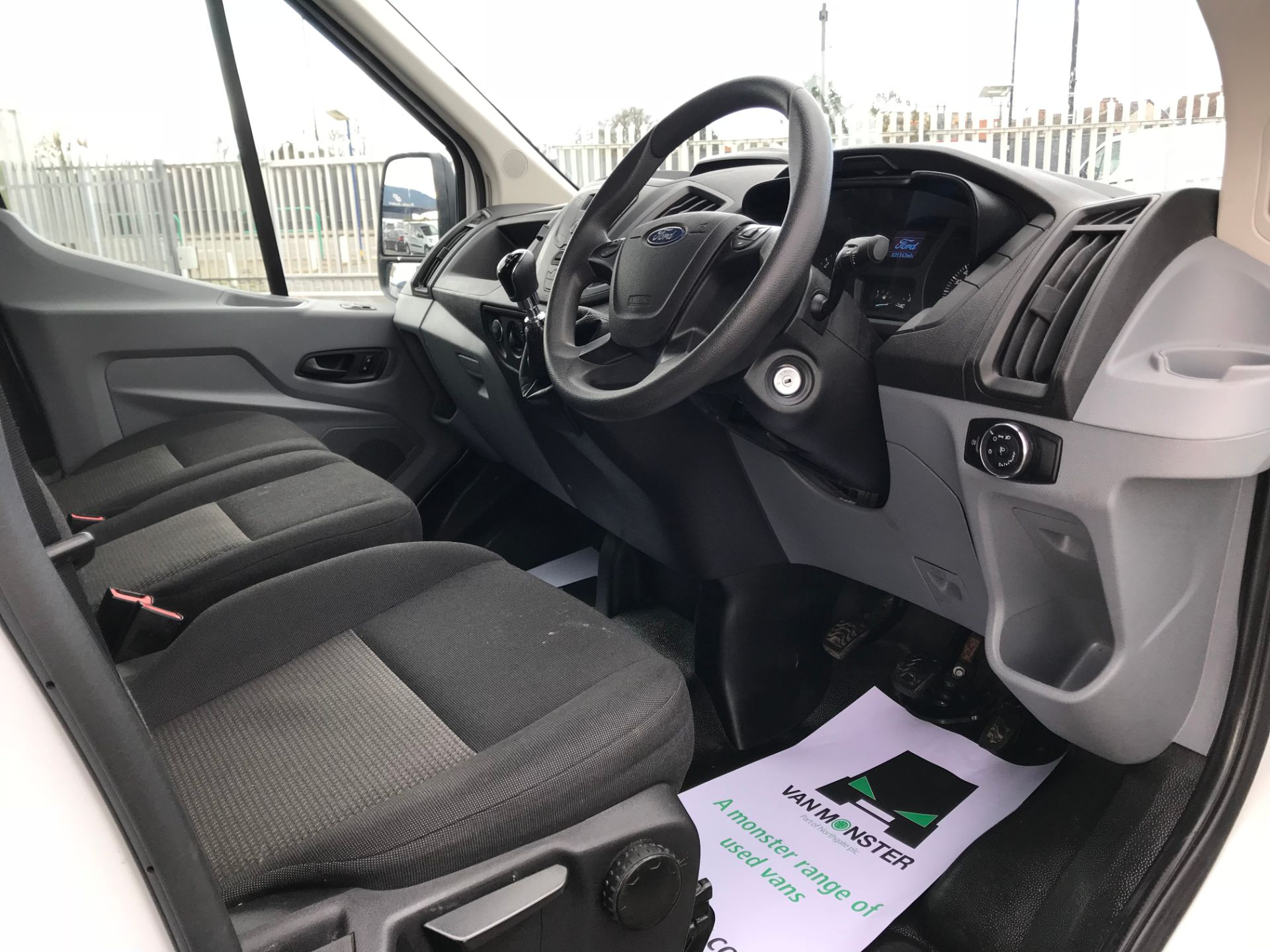 2018 Ford Transit 2.0 Tdci 130Ps H3 Van (FH67WCN) Image 21
