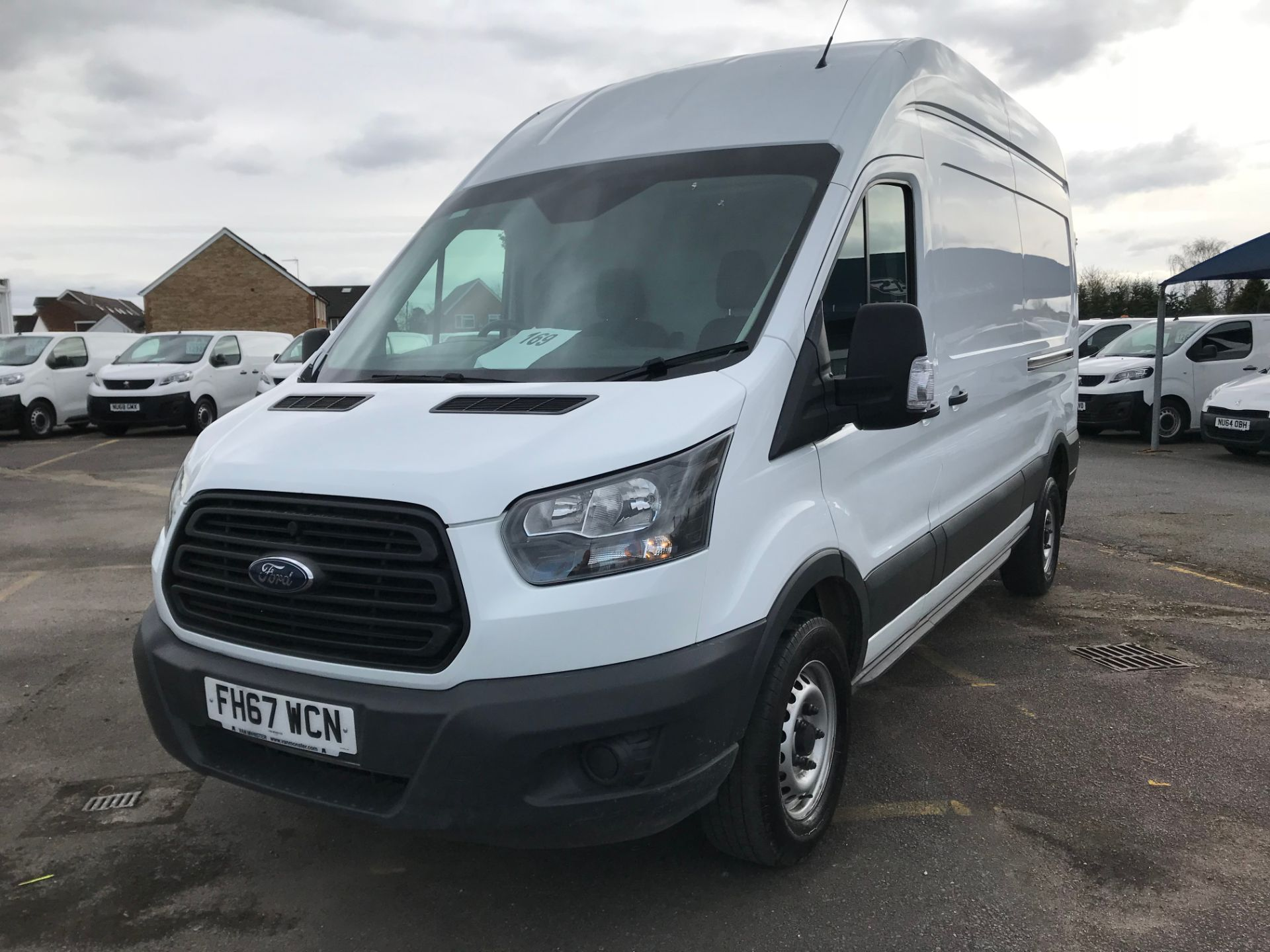 2018 Ford Transit 2.0 Tdci 130Ps H3 Van (FH67WCN) Image 2