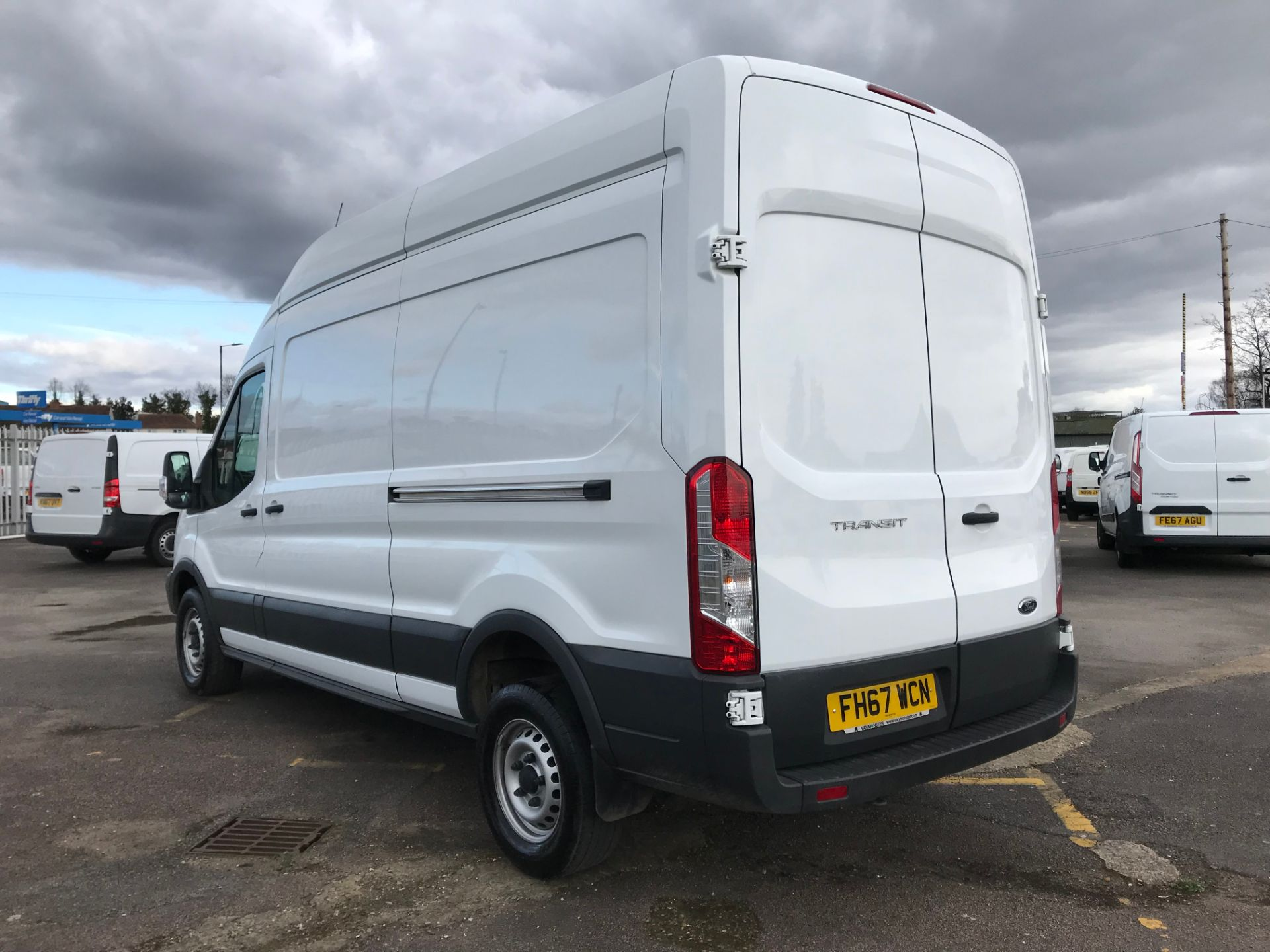 2018 Ford Transit 2.0 Tdci 130Ps H3 Van (FH67WCN) Image 5