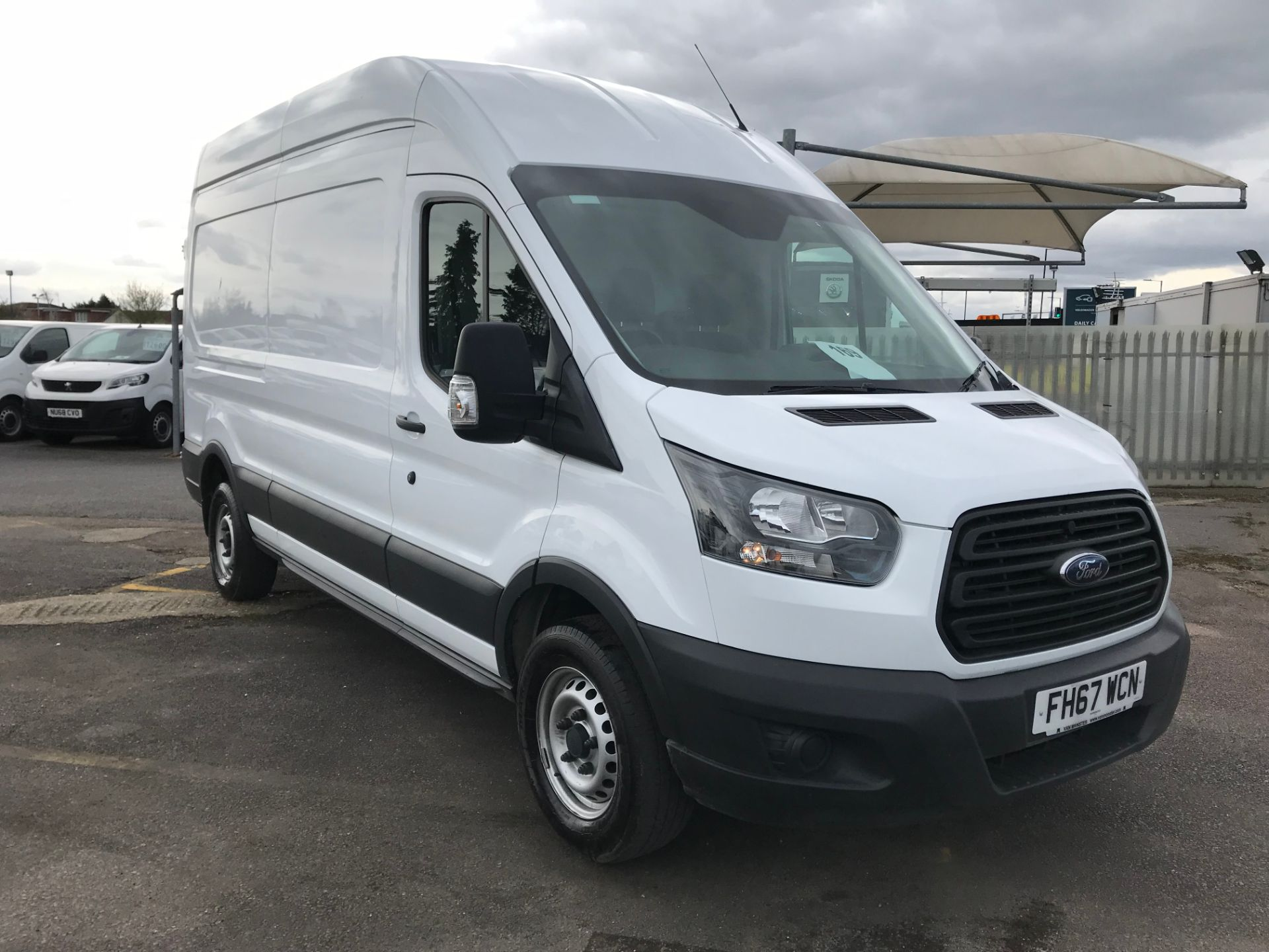 2018 Ford Transit 2.0 Tdci 130Ps H3 Van (FH67WCN)